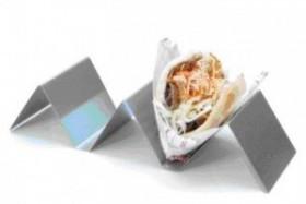 Taca nierdzewna na kebaby Ikmet