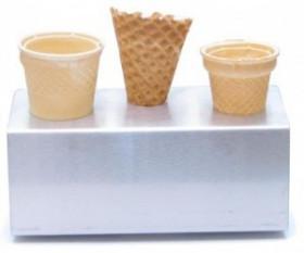 Stojak/taca na wafle do lodów Ikmet