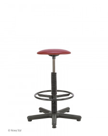 Krzesło produkcyjne Goliat + ring base