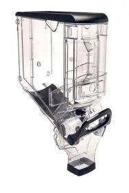 Pojemnik do sprzedaży bakalii z ruchoma dolna częścią PX100A-12,5l