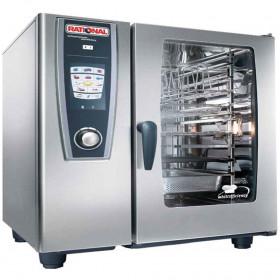 Piec gastronomiczny konwekcyjno-parowy elektryczny 6xGN1/1 RATIONAL SCC 61E