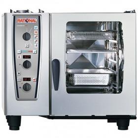 Piec profesjonalny konwekcyjno-parowy elektryczny 6xGN1/1 RATIONAL CombiMaster Plus CM61E