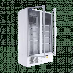 Szafa chłodnicza Mawi CC 1200 GD (SCH 800S) - drzwi przeszklone