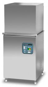 Zmywarka gastronomiczna kapturowa do naczyń stołowych podnoszona hydraulicznie ZKU.10.20E Lozamet - 400 V