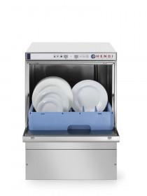 Zmywarka gastronomiczna do naczyń - elektroniczna - 3 programy mycia