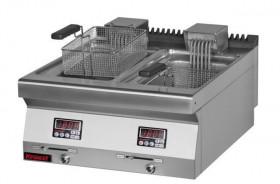 Frytownica gastronomiczna elektryczna 700.FE-2x10f Kromet
