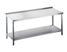 Stół nierdzewny z półką - 1000-600 mm Rilling-Krosno Metal