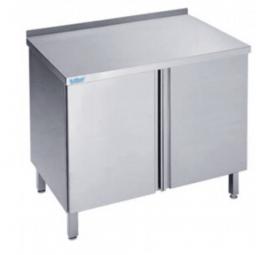 Stół do pracy z drzwiami otwieranymi - 1000x600x850(900)mm Rilling-Krosno Metal