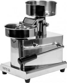 Maszynka do hamburgerów 130 mm Yato Gastro