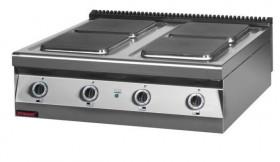 Gastronomiczna kuchnia elektryczna nastawna 900.KE-4 Kromet