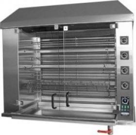 Opiekacz elektryczny dwurzędowy do kurczaków OGDE-30 Gastro Tar
