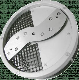 Tarcza kostka 7,5 mm x 7,5 mm do szatkownicy Ma-Ga MKJ2-250.1 i MKJ2-250.2