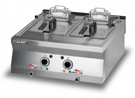 Frytownica gastronomiczna elektryczna L700.FE800-2x10 Lozamet