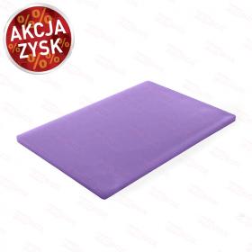 Deska do krojenia HACCP 450x300 fioletowy dla alergików