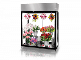 Profesjonalna chłodziarka do kwiatów Rapa SCh-AK 1800
