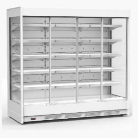 Regał chłodniczy Cebea Bochnia Vermello RCh-5/1 1250x815x2030mm