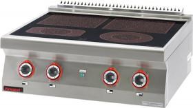 Kuchnia elektryczna nastawna 700.KE-4C Kromet