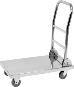 Wózek gastronomiczny platformowy składany