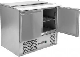 Stół chłodniczy 2-drzwiowy, 240L