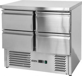 Stół chłodniczy Yato Gastro YG-05280 poj. 220 L z 4 szufladami