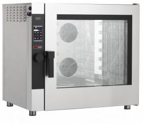 Piec konwekcyjno-parowy programowalny + automatyczne mycie EPD 1011 EAM
