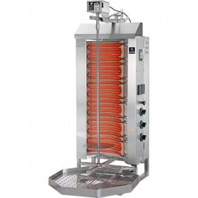 Urządzenie do grillowania - Kebab elektryczny Stalgast Potis E3 do 50 kg