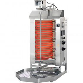 Gastronomiczny Gyros elektryczny profesjonalny Stalgast Potis E2 - do 30kg Hit