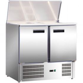 Stół chłodniczy sałatkowy 2 drzwiowy 842129 Stalgast