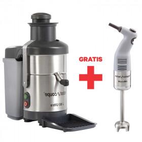 Sokowirówka gastronomiczna Robot Coupe J80 Ultra do warzyw i owoców + MicroMix GRATIS