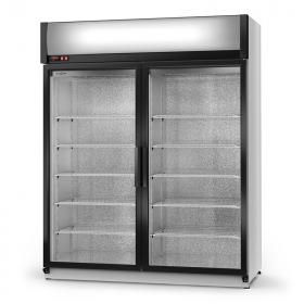 Szafa chłodnicza przeszklona Rapa Sch-S 1600 - agregat górny Hit