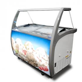 Dystrybutor do lodów gałkowych – 9 kuwet