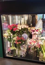 Altana chłodnicza kwiatowa Rapa SCh-AK 1400 + kolor Czarny