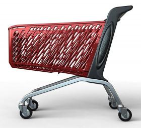 Wózek sklepowy Rabtrolley Maxi Valzer Classic 210L