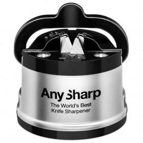 Profesjonalna ostrzałka AnySharp Classic, srebrna