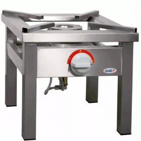 Taboret gazowy 400x400x380 mm