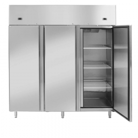 Szafa chłodniczo-mroźnicza 3-drzwiowa
