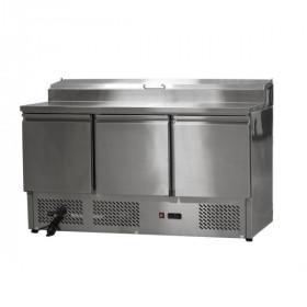 Stół chłodniczy nierdzewny 380 L