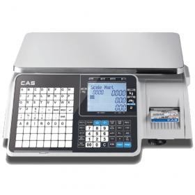 Waga drukująca etykiety - CAS, CL3000 15B