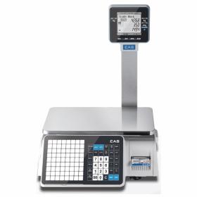 Waga drukująca etykiety - CAS, CL3000 15P
