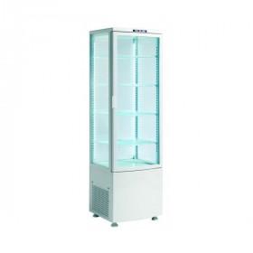 Witryna chłodnicza przeszklona 236L - Resto Quality, RTC236
