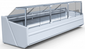Lada chłodnicza IGLOO Samos 1.88 196 cm Hit