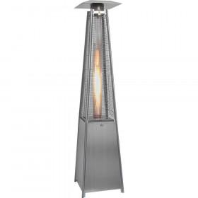Lampa grzewcza gazowa z płomieniem, 13 kW piramida