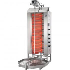 Kebab elektryczny, gyros E 4/S, P 10.5 kW