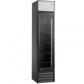 Szafa chłodnicza przeszklona 160 l - Resto Quality RQ216-BLACK