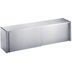 Szafka ścienna z drzwiami suwanymi, 1000x400x550mm - Rilling, AHS 04100 0000