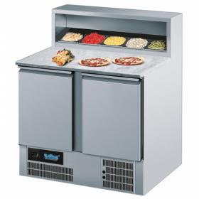 Stół chłodniczy do pizzy Rilling-Krosno Metal, AKTPO79500EV