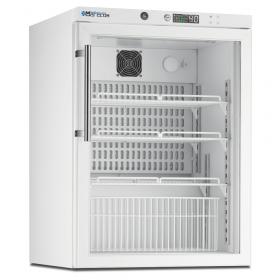 Chłodziarka farmaceutyczna, poj. 105 l., drzwi ze szkła izolacyjnego, ARV 150 CS PV DIN - MARECOS