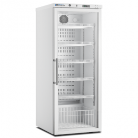 Chłodziarka farmaceutyczna, poj. 244 l., drzwi ze szkła izolacyjnego, ARV 350 CS PV DIN - MARECOS