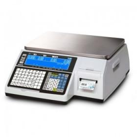 Wagi etykietujące CAS, CL5200N 15B WIFI