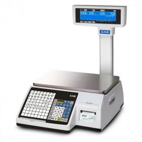 Waga drukująca etykiety CAS, CL5200N 15P WIFI